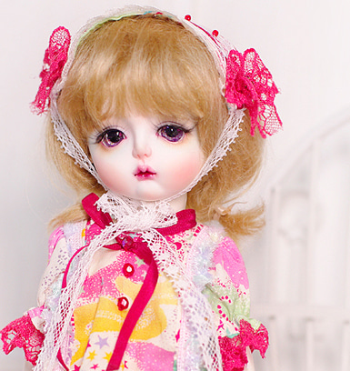 [Limited] 26cm :: Dress :: Miel no.3